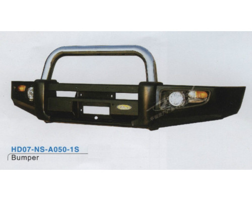 Бампер передний NISSAN SAFARI 61