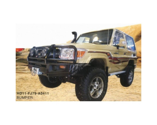 Бампер силовой передний TOYOTA LAND CRUISER 79 (2007-)