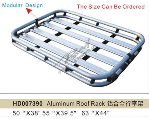 Багажник алюминиевый (63*44)