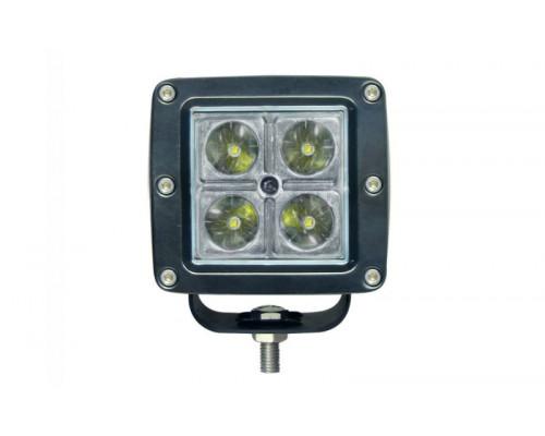 Фара светодиодная 16W 4 диода по 4W