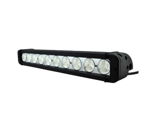 Фара светодиодная 100W 10 диодов по 10W