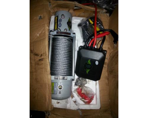 Лебедка электрическая 12000lbs/5443kg 24v