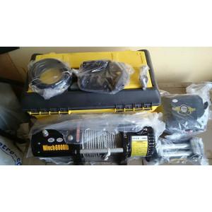 Лебедка электрическая 6000lbs/2722 kg 24v