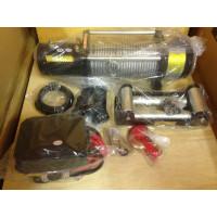 Лебедка электрическая 9500 lbs/4310 kg 24v
