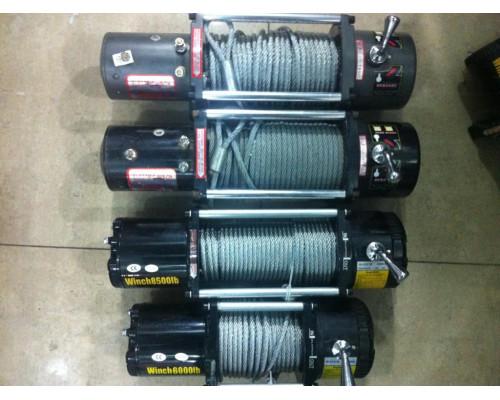 Лебедка электрическая 9000lbs/4082 kg