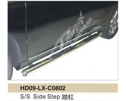 Подножки LEXUS RX350 2008-2014