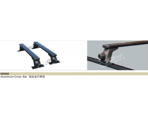 Поперечины алюминиевые NISSAN TERRANO/PATHFINDER (95-99)