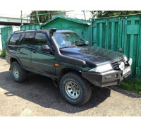 Шноркель LLDPE SSANGYONG Musso, TAGAZ Road Partner
