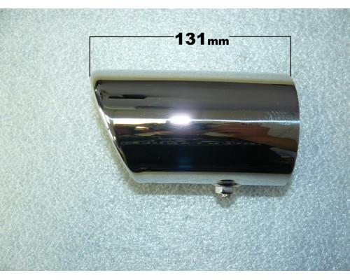 Насадка на глушитель нерж. Toyota LAND CRUISER PRADO FJ150 2009+