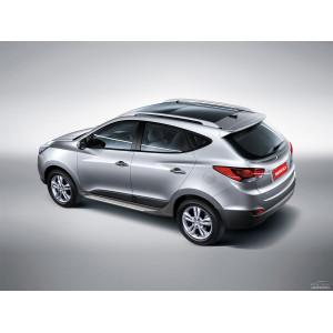 Рейлинги Hyundai IX35