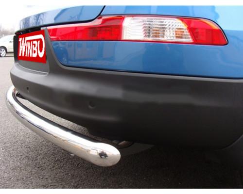 Защита заднего бампера Kia SPORTAGE