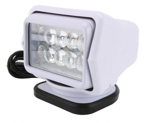 Фара-искатель CH015 12V 50W с д/у (LED) Белый