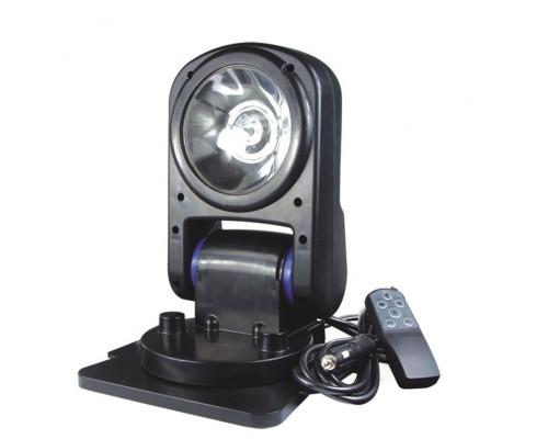Фара-искатель P001 35W с д/у (ксенон) Черный