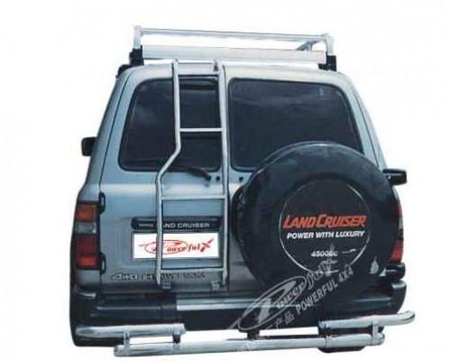 Лестница стальная TOYOTA LAND CRUISER 80 (1992-1997)