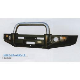 Бампер передний NISSAN SAFARI Y62 (2013-)