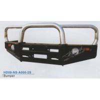 Бампер передний MITSUBISHI PAJERO V31 V32