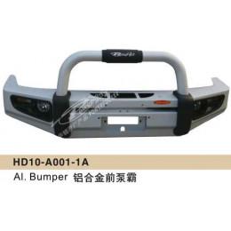 Бампер передний алюминиевый NISSAN SAFARI 60