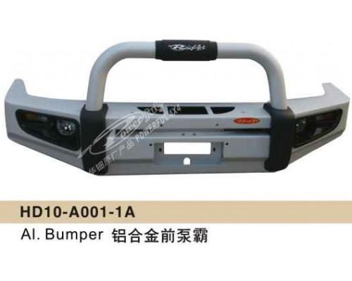 Бампер передний алюминиевый TOYOTA LAND CRUISER PRADO 120, 121