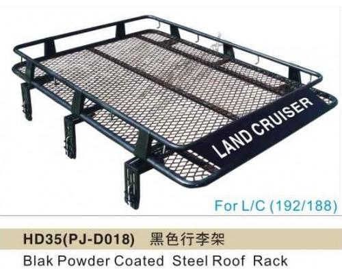 Багажник стальной TOYOTA LAND CRUISER 80 (192*188)
