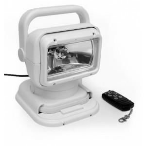 Фара-искатель 12V 35W с д/у (ксенон) Белый