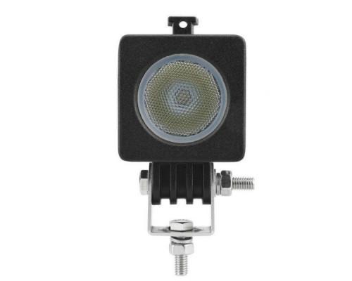 Фара светодиодная 10W 1 диод по 10W