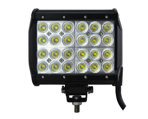Фара светодиодная 24W 24 диода