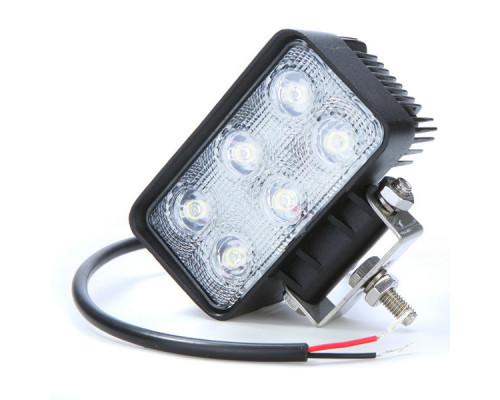 Фара светодиодная 18W 6 диодов по 3W