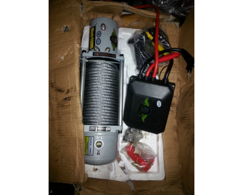 Лебедка электрическая 16000lbs/7240 kg