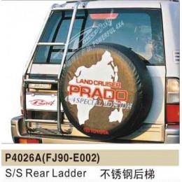 Лестница TOYOTA LAND CRUISER PRADO 90 (1995-2002) E002