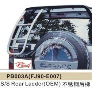 Лестница TOYOTA LAND CRUISER PRADO 90 1995-2002