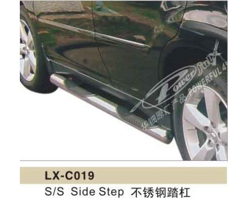 Подножки LEXUS RX330 2004-2008