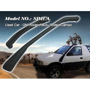 Шноркель LLDPE ISUZU Rodeo, Campo R7, MU, Wizard 1988-1996, OPEL Frontera A