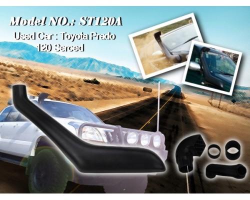 Шноркель LLDPE TOYOTA Land Cruiser Prado 120, SSANGYONG Rexton