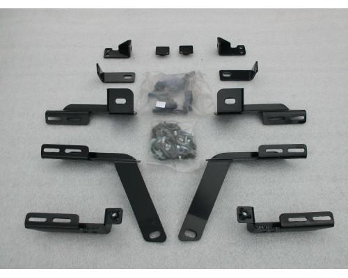 Кронштейны крепления порогов Toyota RAV4 2012-2015