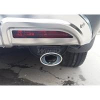 Насадка глушителя нерж. Honda CRV 2012+