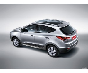Рейлинги OE Style Hyundai IX35 2010-2016