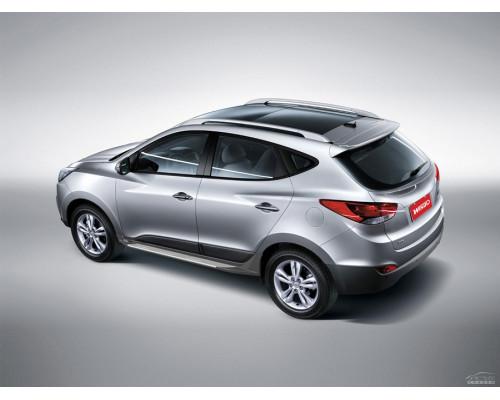 Рейлинги Hyundai IX35 2010-2016
