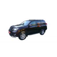 Рейлинги Toyota LAND CRUISER PRADO 150 2009-2019 (черные)