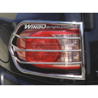 Защита задних фонарей нерж. Toyota FJCRUISER 07+