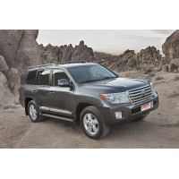 Рейлинги Toyota LAND CRUISER 200 2007-2019