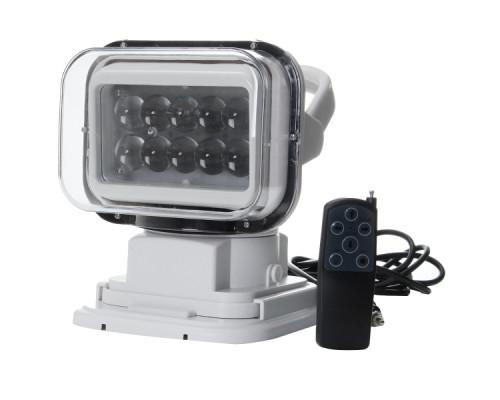 Фара-искатель CH001 12V 50W с д/у (LED) Белый