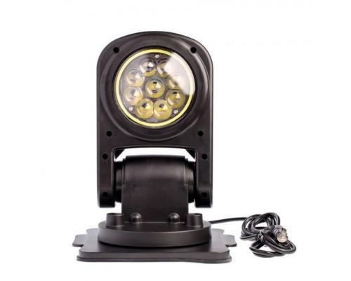 Фара-искатель P001 45W с д/у (LED) Черный