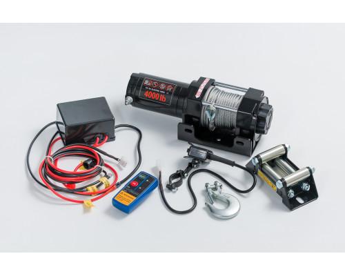 Лебедка электрическая 12V 4000lbs/1814кг