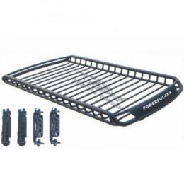 Багажник цельносварной металлический 140x103см