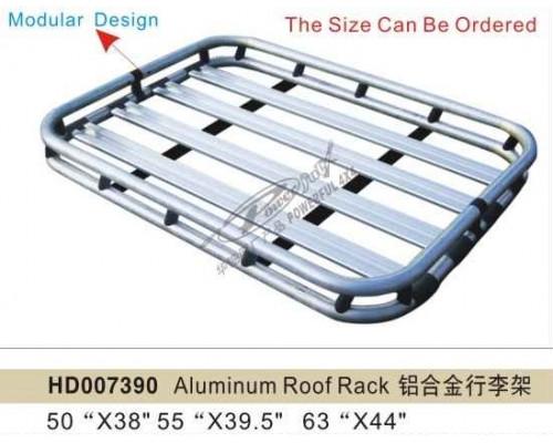 Багажник алюминиевый универсальный 127x96.5см