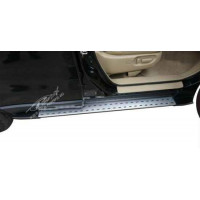 Подножки алюминиевые HONDA CR-V (2007-2011)