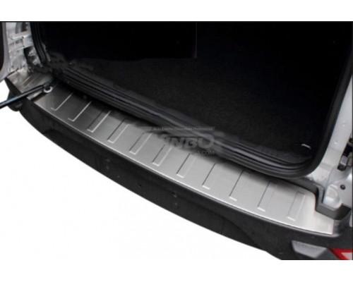 Накладка заднего бампера нерж. Ford Ecosport 2013+