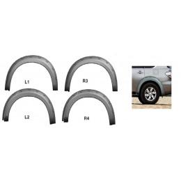 Расширитель колёсных арок (фендер) NISSAN Safari/Patrol Y62