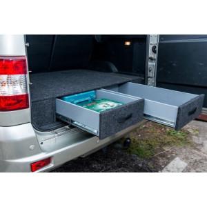 Органайзер в багажник УАЗ Патриот с 2015 года (Стиль)