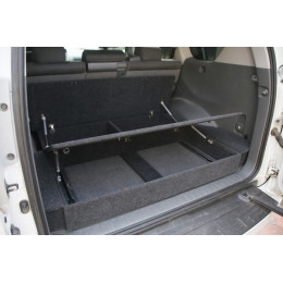 Органайзер в багажник TOYOTA Land Cruiser Prado 150 с 2018г (Стандарт)